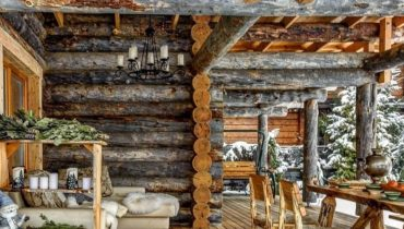Rustic Decor Ideas For Porch