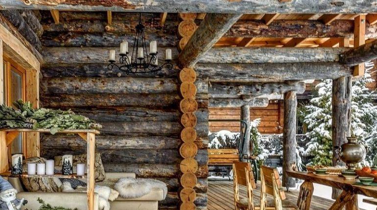 Rustic Decor Ideas For Porch
