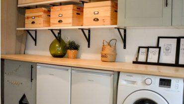 Brilliant Decor Ideas For Laundry
