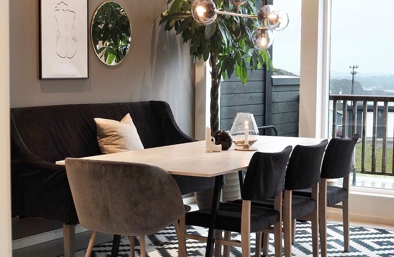 Inspirational Ideas To Create Modern Dining Space