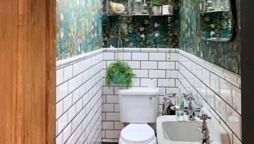 Easy And Modern Decor Ideas For Powder room