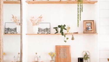 Easy And Stylish Shelf Decor Ideas