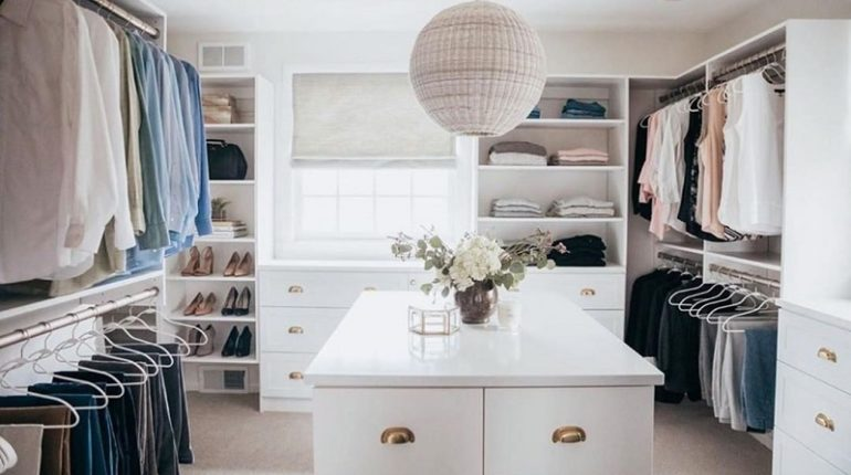 Top Modern Ideas For Closet Décor