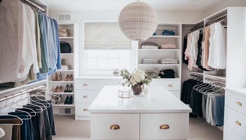 Top Modern Ideas For Closet Décor