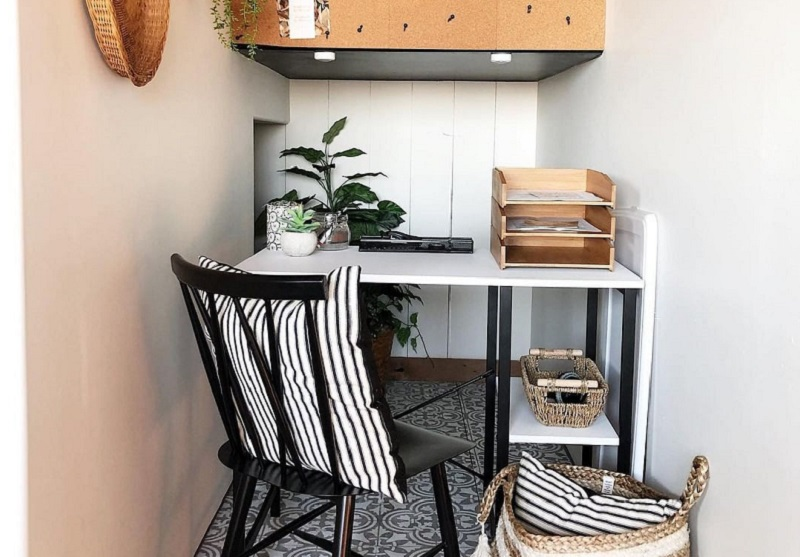 Top Decor Ideas For Home Workspace