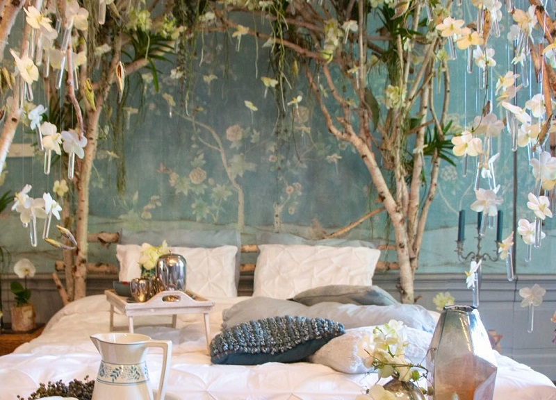A Whole New Fairy Tale Styled Bedroom Decor