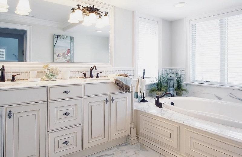 Beach Craze Theme Decor Ideas For Bathroom