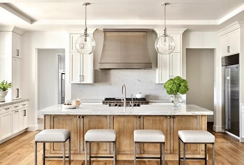 Refurnish Your Kitchen In Minimalist Style