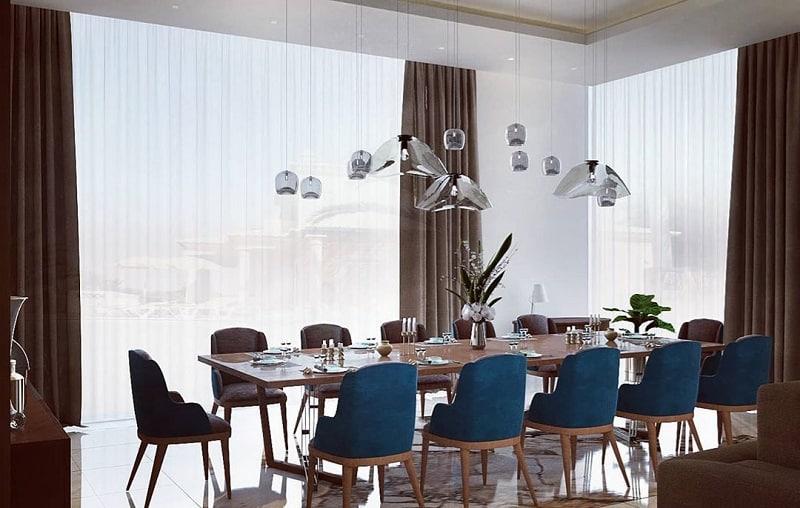 Inspirational Formal Decor Ideas For Dining Room