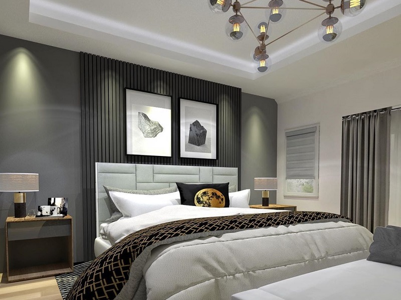 Easy Contemporary Decor Tips For Bedroom
