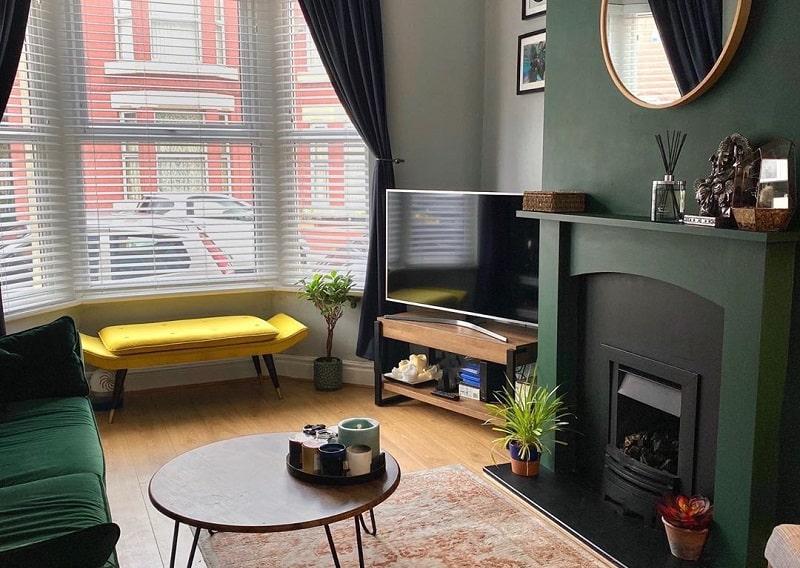 Little House With Modern Decor Goals