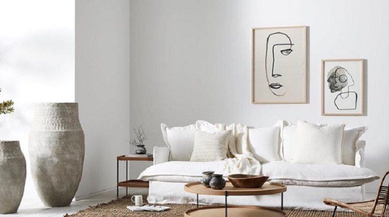 Inspirational White Decor Ideas For Living Room