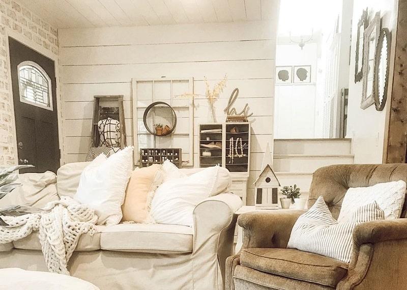 Rustic Farmhouse Style Decor Ideas For Home