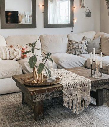 Cozy Chic Décor Home Decor Ideas