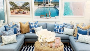 Beach Inspired Décor Elements For Styling Home