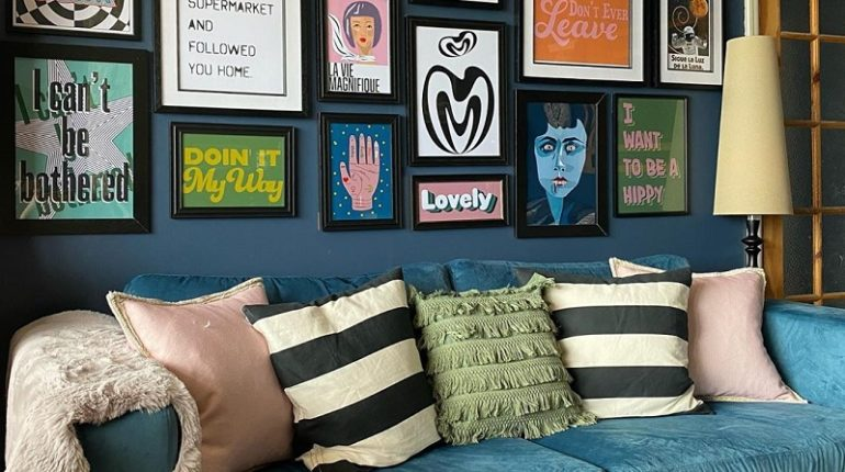 On-Budget Creative Decor Ideas For Walls