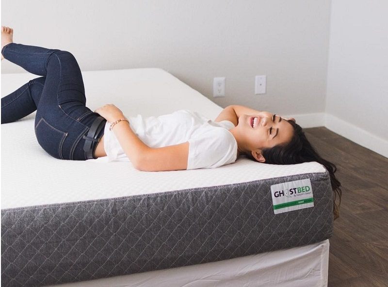 Ghostbed: The Key To Sleeping Comfortably At Night
