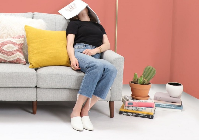 Design And Shop Your Perfect Sofa With Burrow