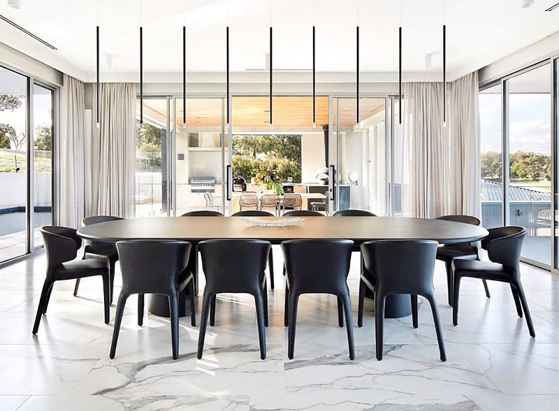 Top Luxurious Styling Tips For Dining Area