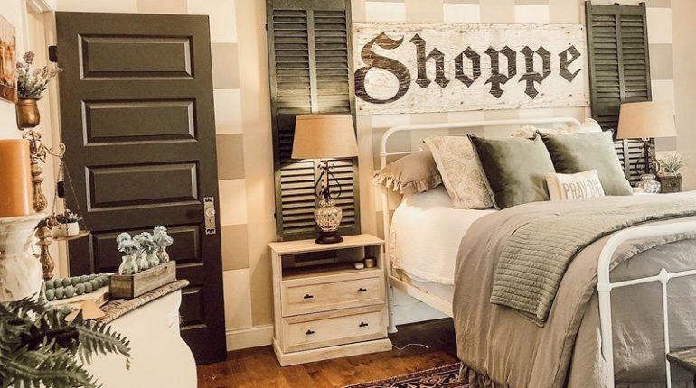 Instagram Worthy Rustic Decor Tips For Bedroom