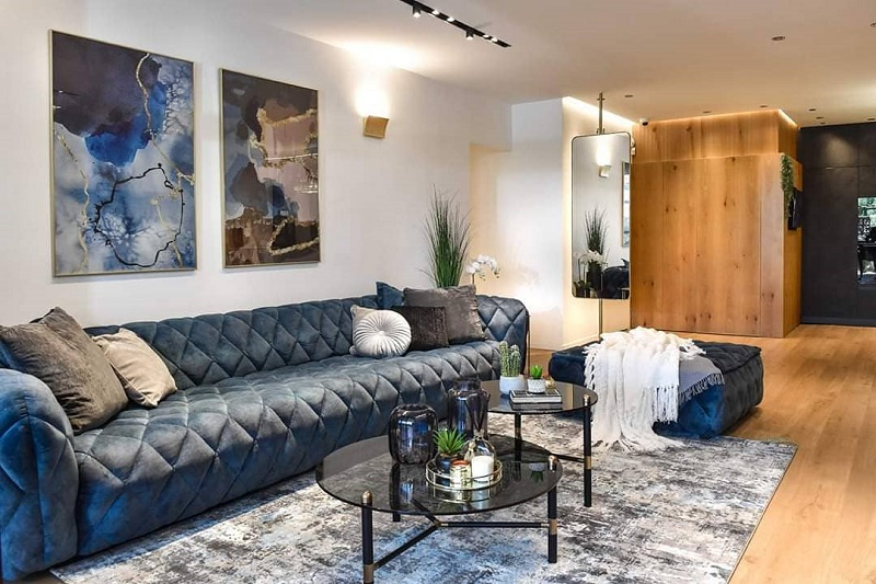 Stylish Items To Uplift Creative Look Of Living Room