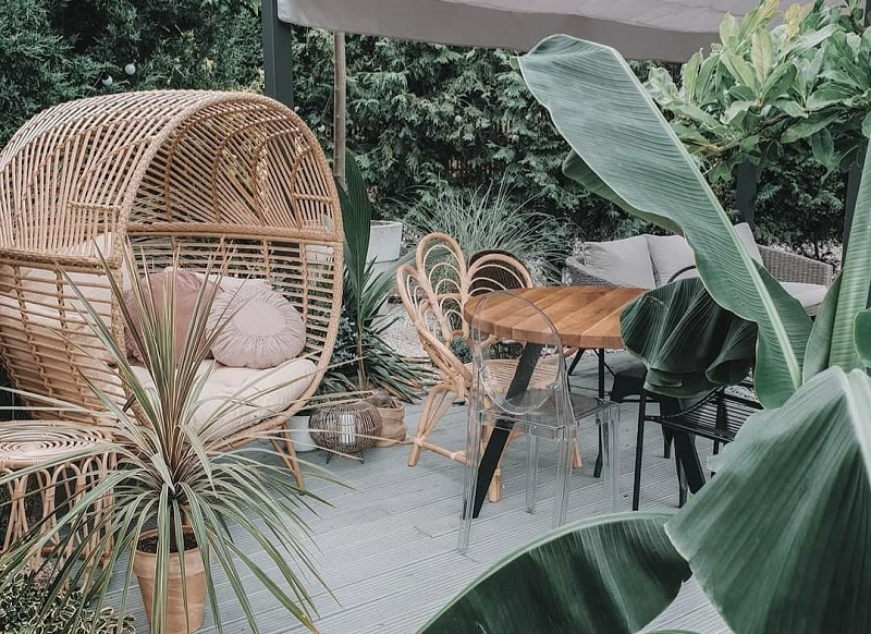 Enhance Eco-friendly Look Of Home By Using Rattan Decor Items
