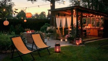 Best Lighting Fixtures For Outdoor Space