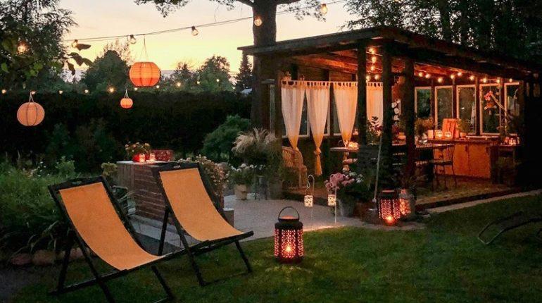 Best Lighting Fixtures For Outdoor Space