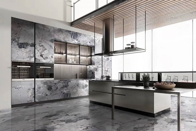 Use Marble To Get Minimalistic Look Of the Interior