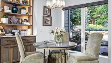 Inspirational Neutral Decor Tips For Breakfast Nook