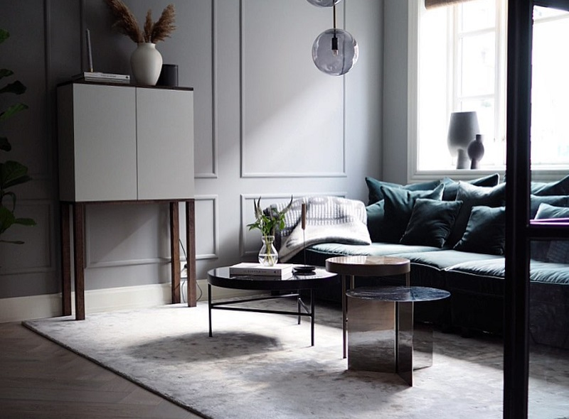 Trending Moody Décor Tips For Urban Home