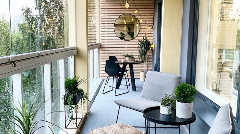 Easy Balcony Decor Ideas To Try During Quarantine