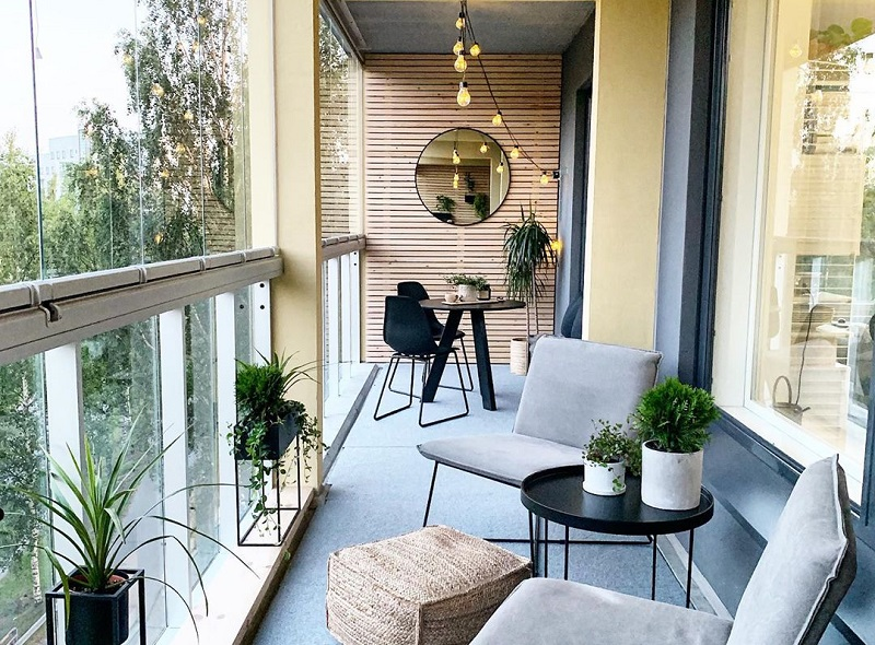 Easy Balcony Decor Ideas To Try During Quarantine