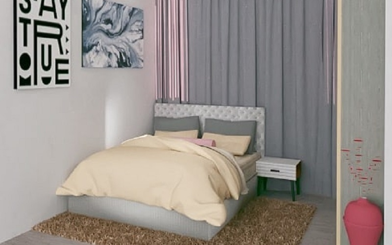 How To Enhance Dreamy Pastel Style Look Of Bedroom