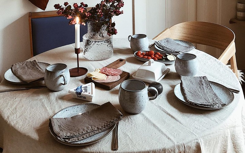 Eclectic Style Décor Tips For Breakfast Nook