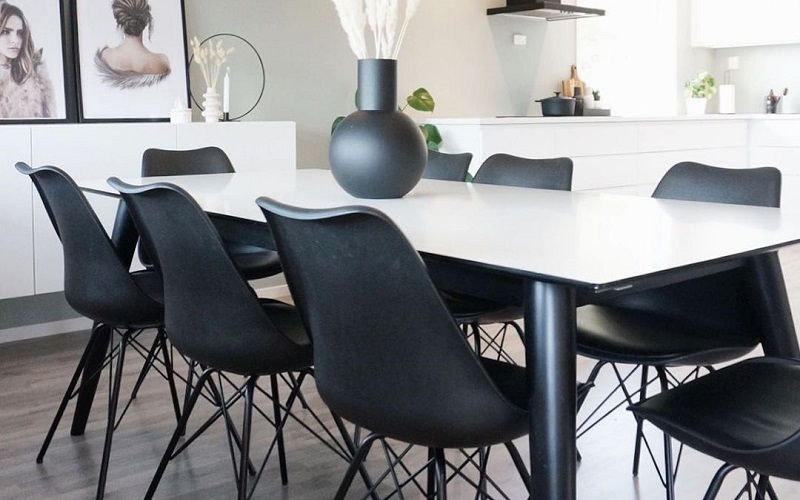 Big Bash Dining Room Décor Ideas For New Year