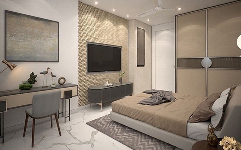 How To Make Bedroom More Balanced And Bright