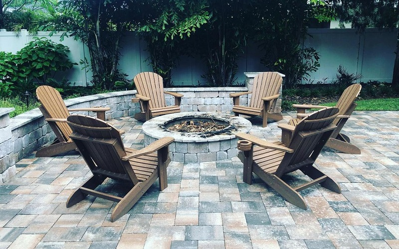 Inspirational Fire Pits Designs For Outdoor Makeover