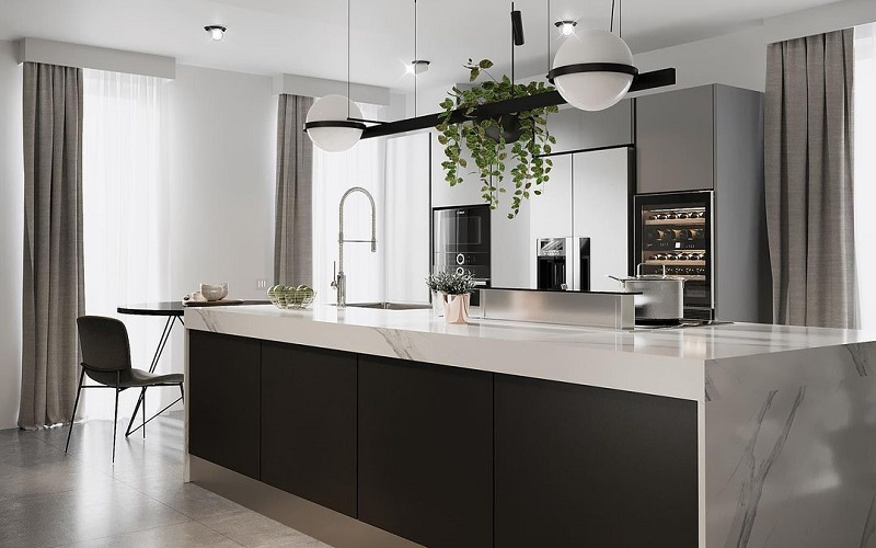 Smart Tips To Modernize The Look Of Kitchen