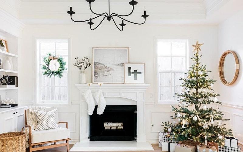Prettiest Luxe Lighting Fixtures To Install In Living Room