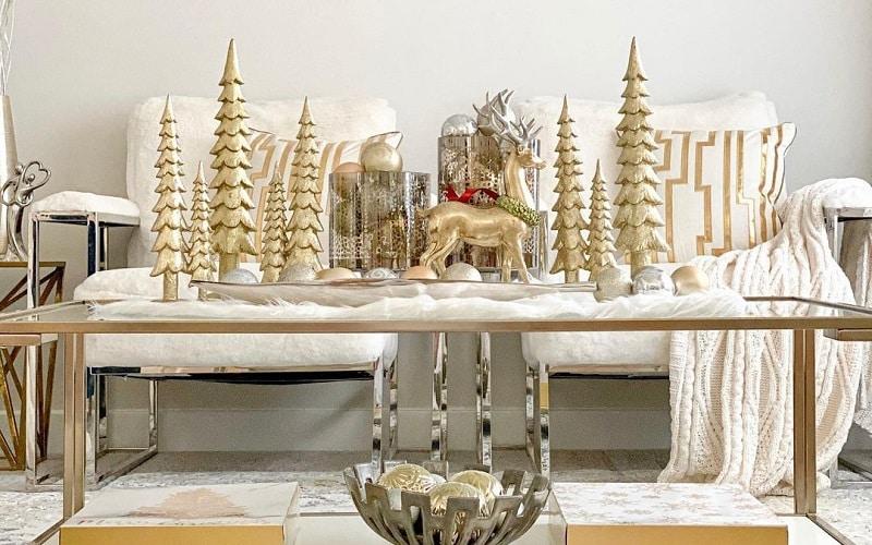 Trendiest Metallic Gold Accessories For Interior Styling